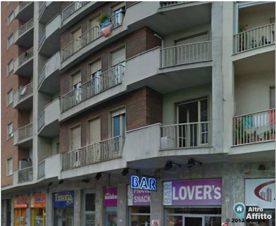 Appartamento monolocale a torino in corso roselli 101b di for Monolocale arredato torino